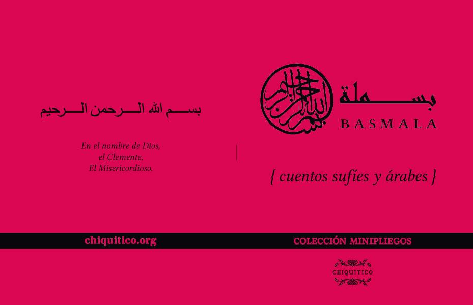 Basmala. Cuentos sufíes y árabes