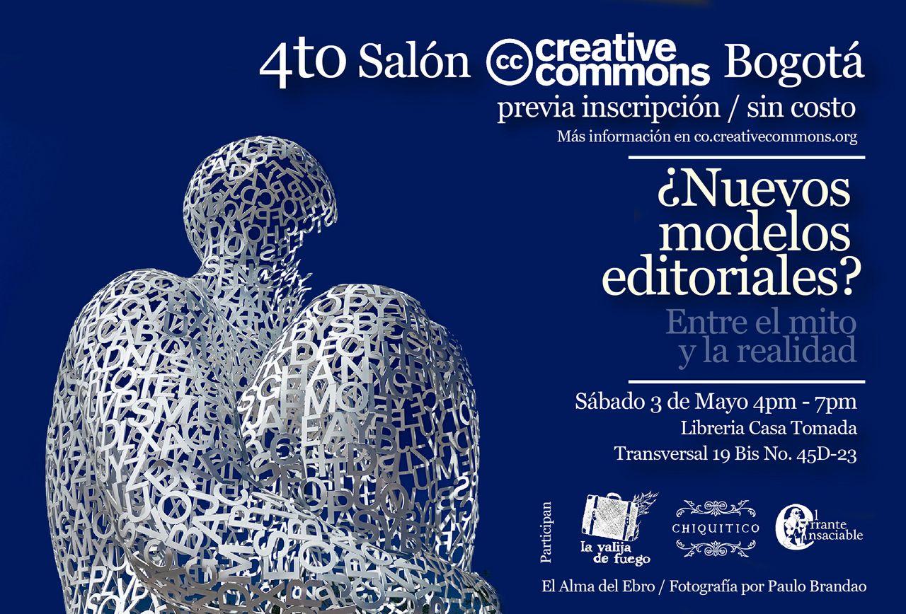4º Salón CC Editoriales en la Casa Tomada: 3 de Mayo de 2014.
