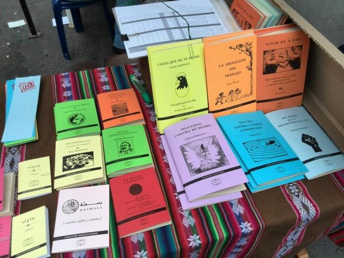 ...¡Los libros de Chiquitico!